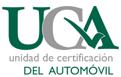 Logo del cerficado de la unidad de certificación del automóvil